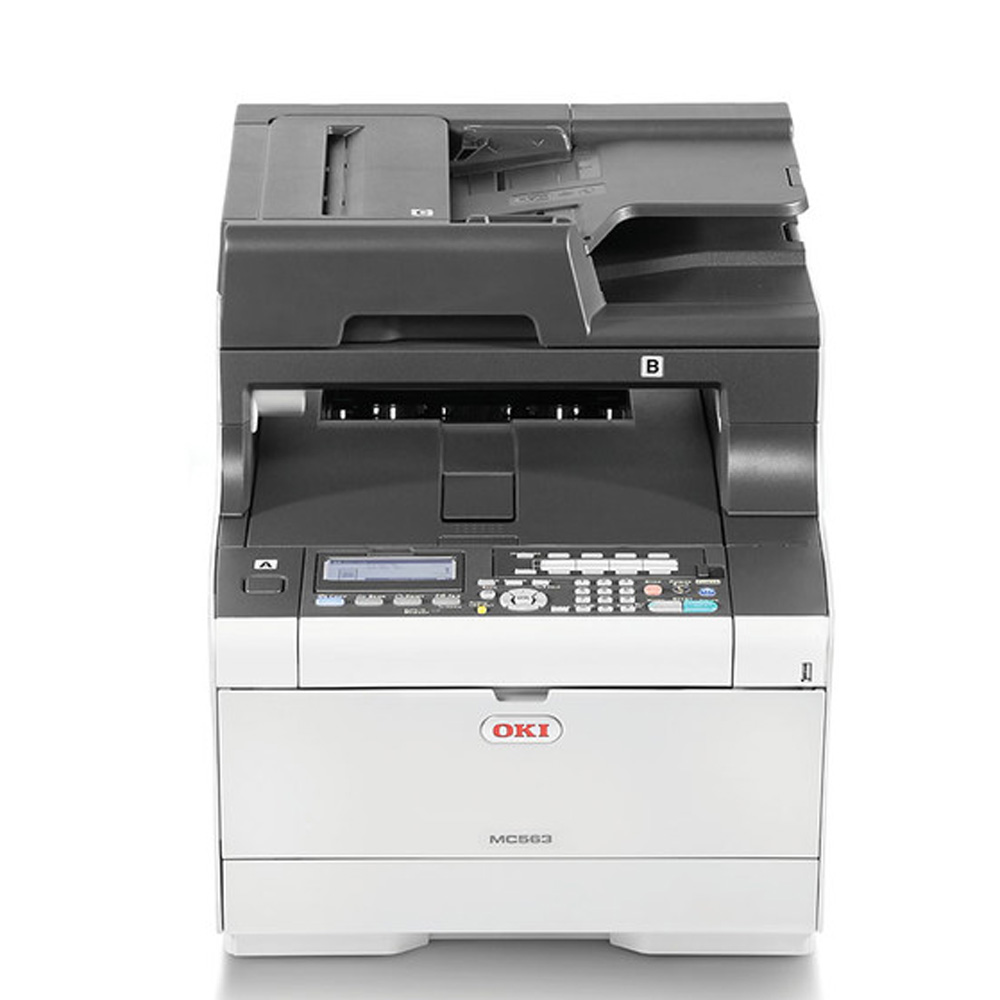 Oki MC563dn A4 Multifunction Printer