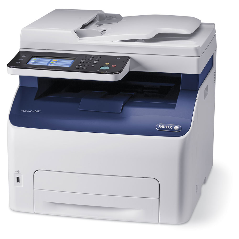 Xerox WorkCentre 6027 A4 Multifunction Printer