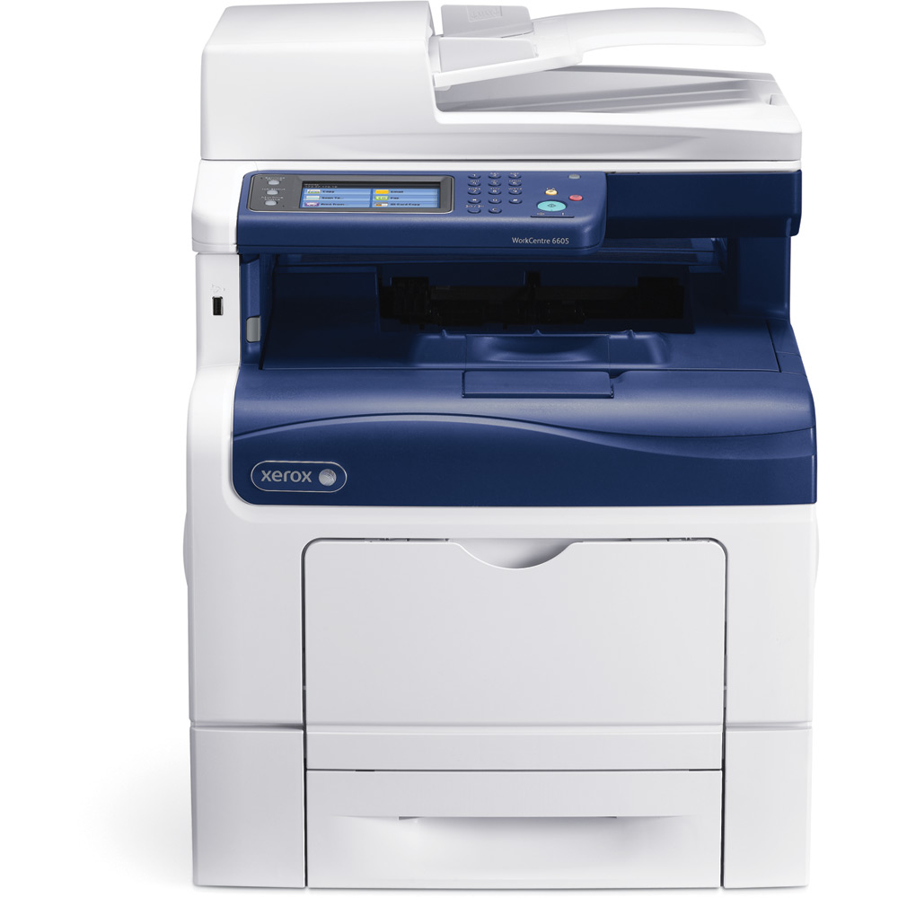 Xerox Workcentre 6605DN + Hi Cap Originals Offer A4 Multifunction Printer