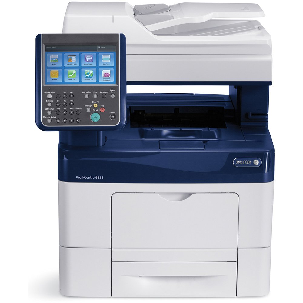 Xerox Workcentre 6655 (PagePack) A4 Multifunction Printer