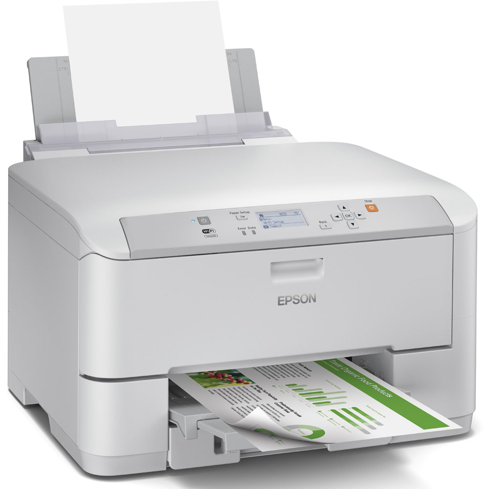 Epson WorkForce AL-MX300DNF Mono A4 Multifunction Printer