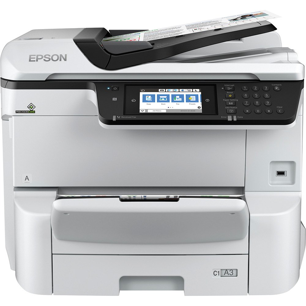 Epson WorkForce Pro WF-C8690DWF A3 Multifunction Printer