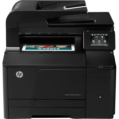 Hp Laserjet Pro 200 Color M276n A4 Multifunction Printer