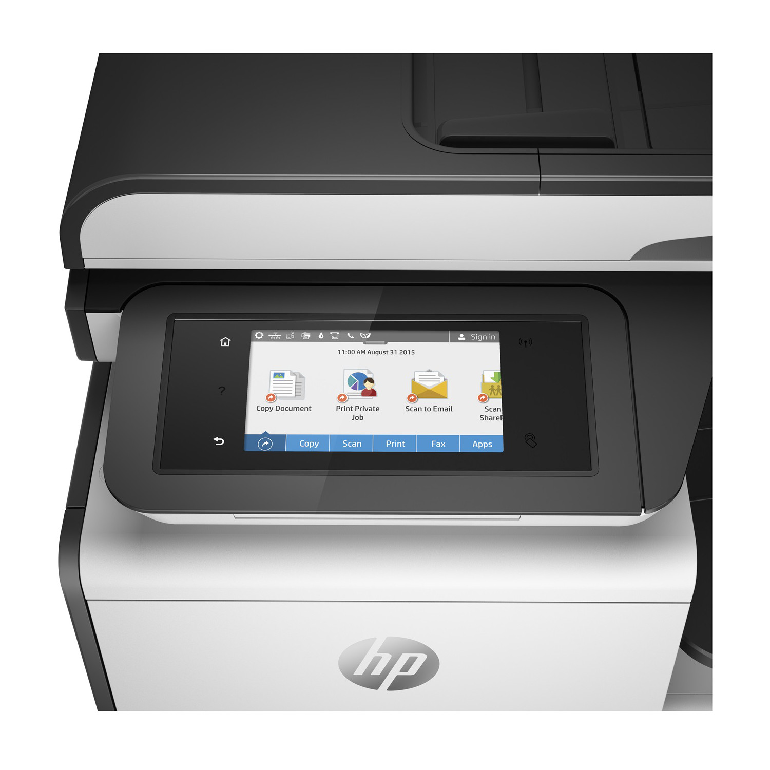 HP PageWide Pro 477dw A4 Multifunction Printer