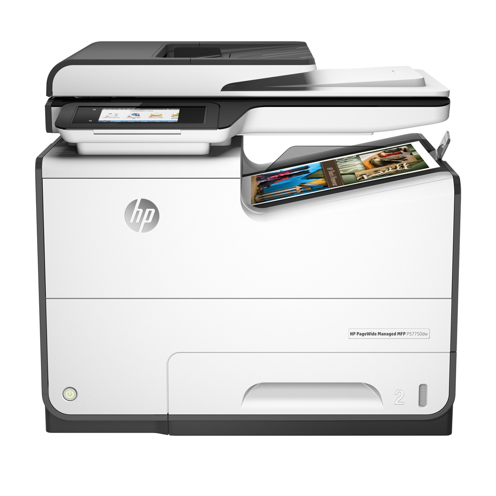 HP PageWide Managed P57750dw A4 Multifunction Printer