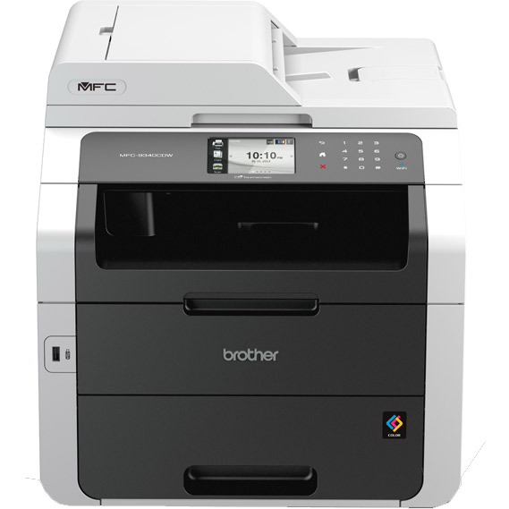 Brother MFC9340CDW A4 Multifunction Printer