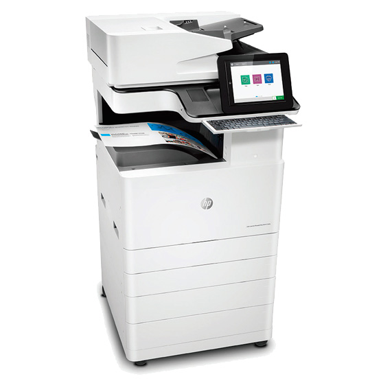 HP LaserJet Managed E72535z A3 Multifunction Printer